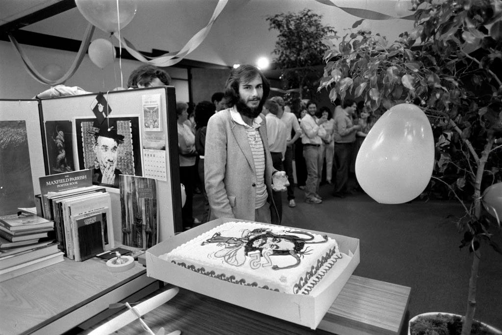 HSW Birthday party at Atari